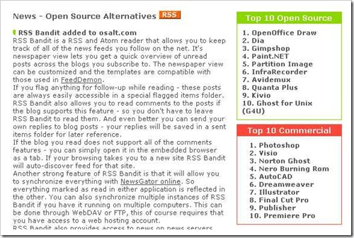 Open Source Alternative - Find Open Source Alternatives to commercial software_1198829068484
