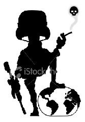 ist2_3133748_universal_soldier_silhouetted