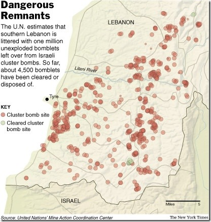 lebanon-cluster-bomb-sites