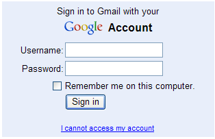 traditional-login