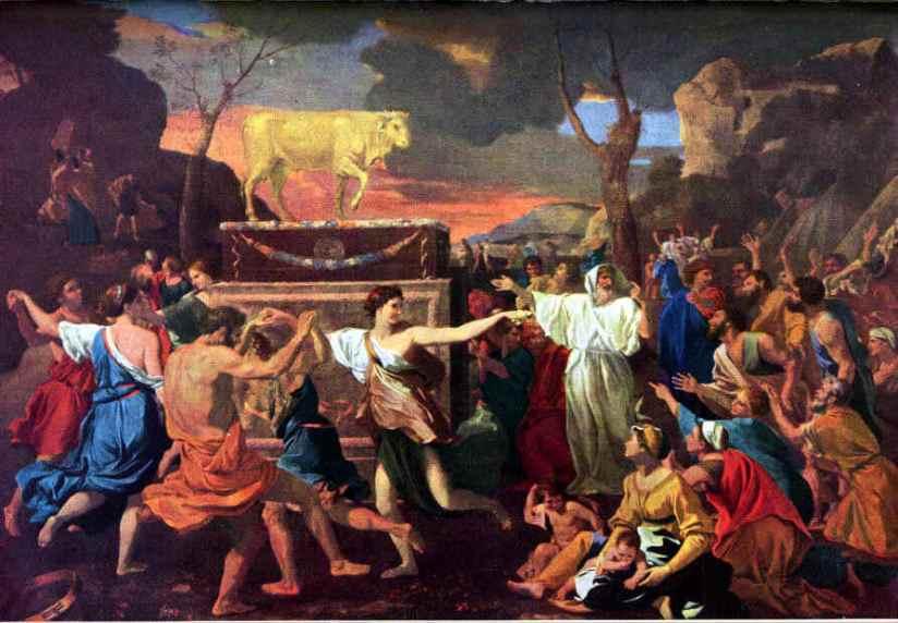 اسرائيل گوسالهی سامریاست