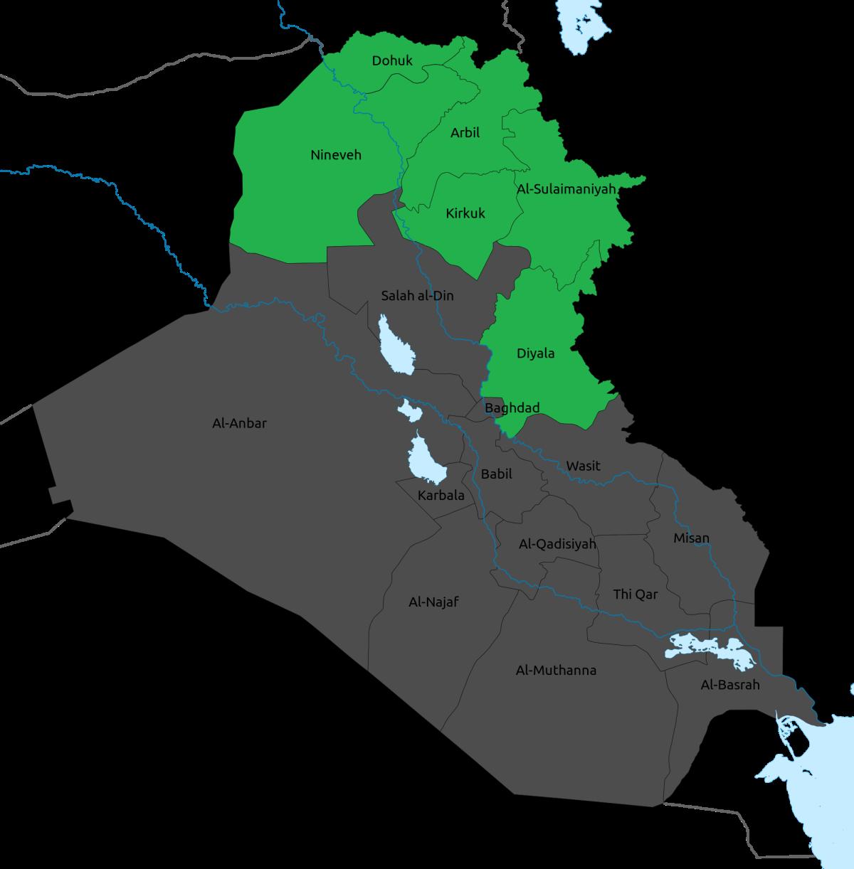 مسألهٔ استقلالِ کردستان: راه وبیراههها